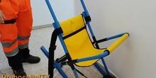 Silla evacuación tipo Evar+chair