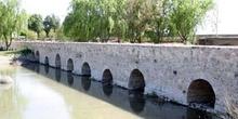 Puente Romano sobre el Río Cigüela, Villarta de San Juan, Ciudad