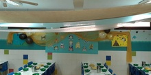 Fiesta del Antiguo Egipto. Comedor Escolar. Berceo I 11