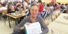 Actividades de Comedor_Día de los abuelos_2016-2017