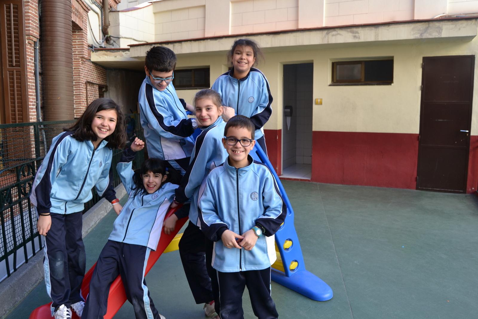 Jornadas Culturales 2018 Juegos 3º y 4º EP 14