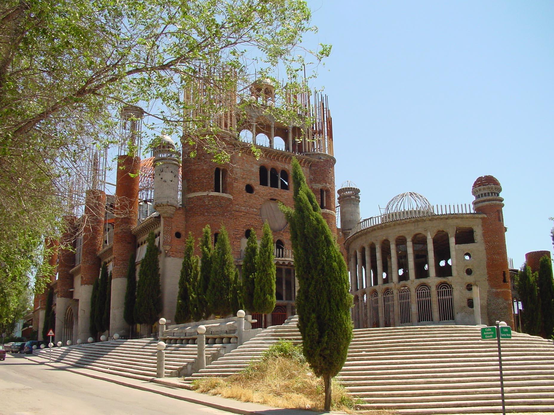 Catedral de Justo en Mejorada del Campo