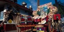 Atracción típica de Tijuana, México