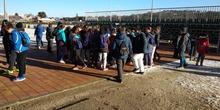 Multideporte en la ciudad deportiva Puerta de Hierro 5