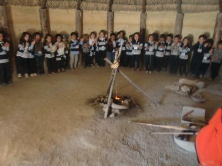 Infantil 4 años en Arqueopinto 2ª parte 26