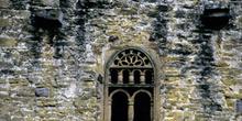 Celosía de la iglesia de San Miguel de Lillo, Oviedo, Principado