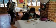 Inmersión Inglés 6º_lunes 4_desayuno_CEIP FDLR_Las Rozas
