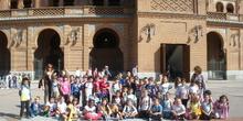 Salida 2º y 3º de Primaria a la exhibición Policía en las Ventas.Oct.19 16