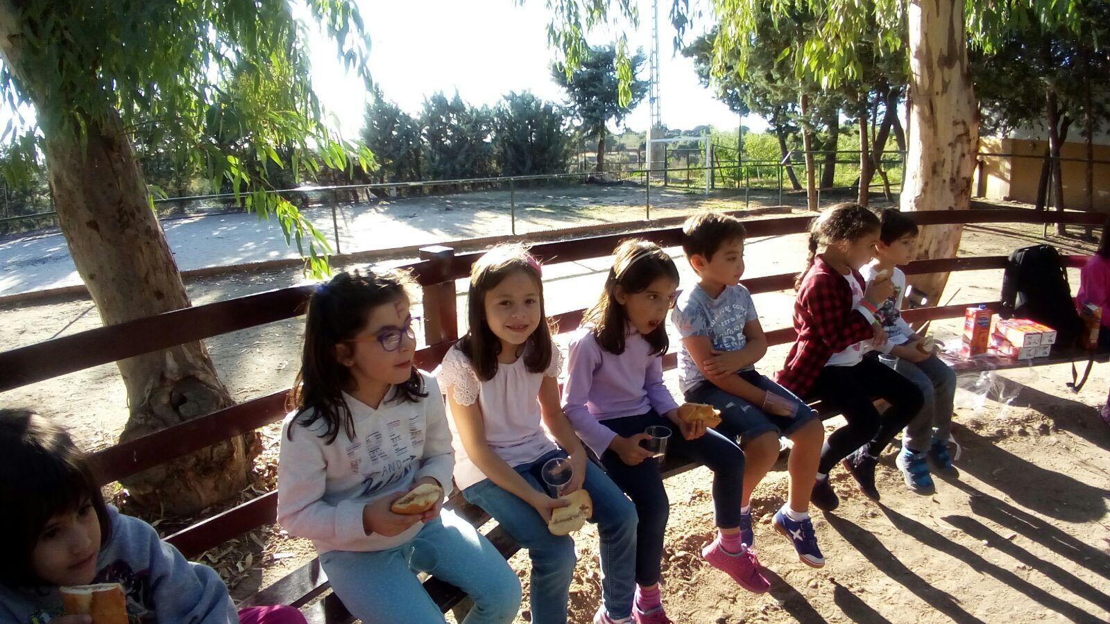 Granja Escuela 1º y 2º EP 2017-18 26