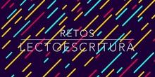 INFANTIL - 3 AÑOS A - RETOS LECTOESCRITURA - ACTIVIDADES