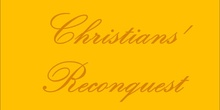 CHRISTIANS RECONQUEST