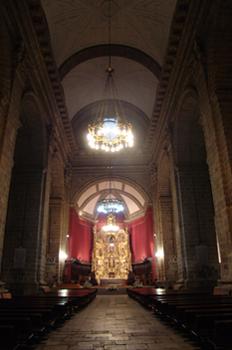 Nave central de la Catedral de Valladolid, Castilla y León