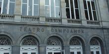 Oviedo. Teatro campoamor.