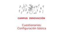 Configuración básica del cuestionario: Optimiza tu curso de Aula Virtual