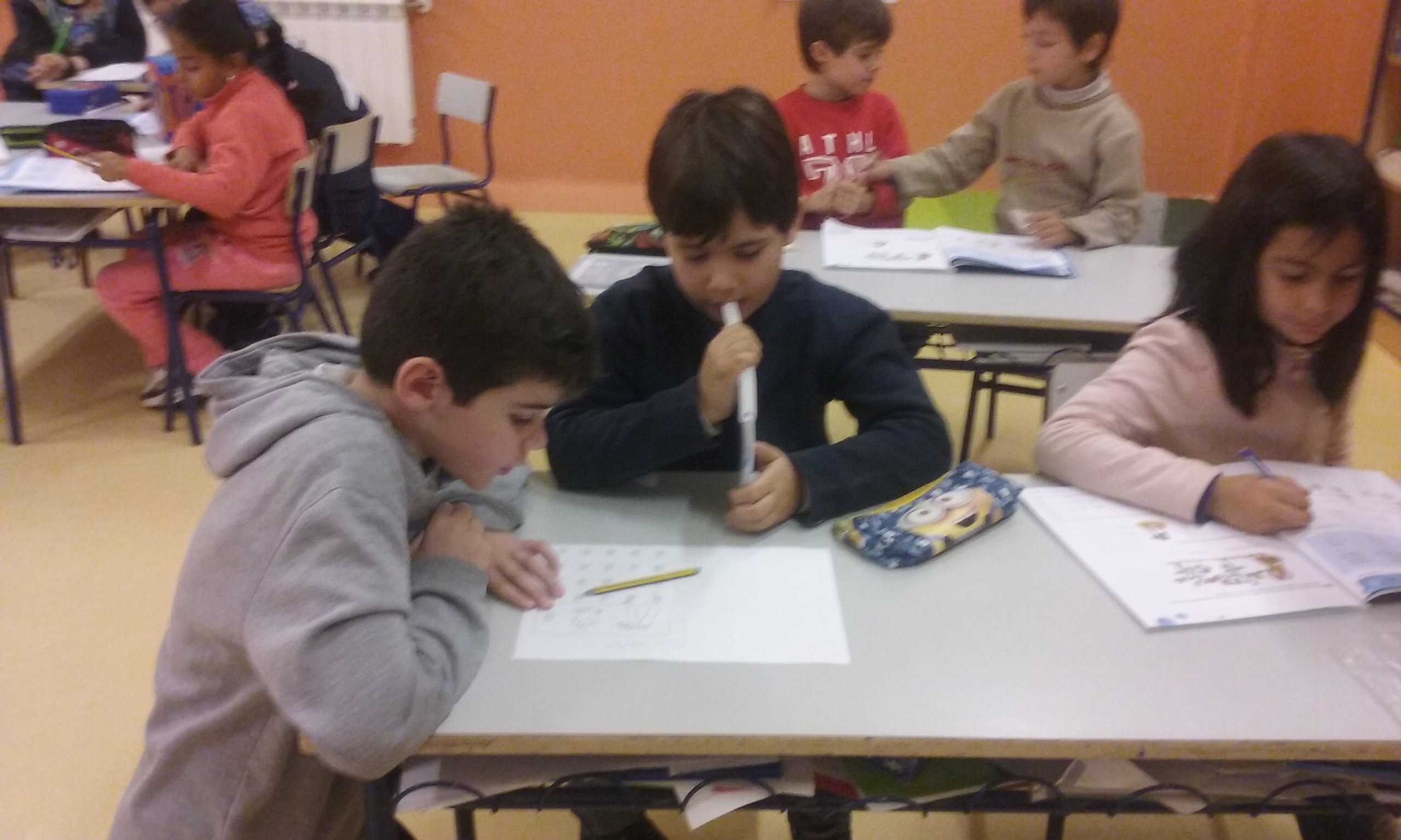 Segundo de primaria 6