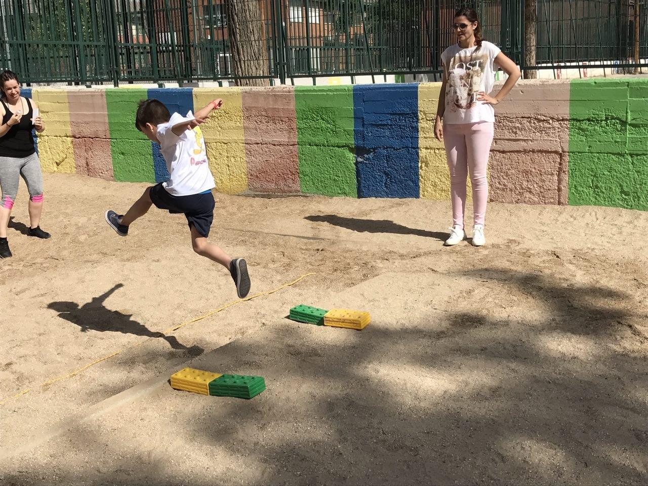 Miniolimpiadas eb Infantil. 2