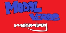 Modal Verbs Meaning
