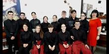 """IES Alpajés de Aranjuez 1º Servicios de Restauración """"Service au client"""""""