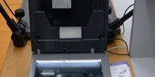 Escáner para fotografías y negativos