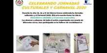 JORNADAS CULTURALES Y CARNAVAL 2020