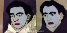 retrato de fray DAMIÁN CORNEJO