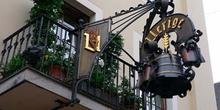 Símbolo gremial de fabricantes de cerveza en Dusseldorf, Alemani
