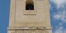Torre de iglesia en Valdarecete