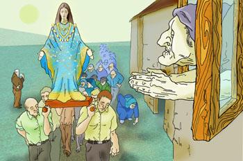 El Aljofár: Fiesta de la Mimbralera