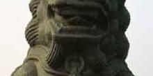 Escultura mitológica, China