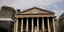 Fachada del Banco de Inglaterra, Londres