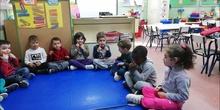 Rutinas en Educación infantil 2019