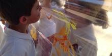 INFANTIL 5 AÑOS B - UN PROYECTO CON MUCHO ARTE