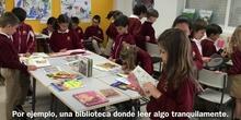 PRIMARIA - 3º - DÍA DEL LIBRO - PATRICIA R. - ACTIVIDADES