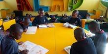 2019_10_10_Biblioteca de Kumwenya School_CEIP FDLR_Las Rozas 5