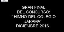 CONCURSO HIMNO DEL  CEIP JARAMA DE RIVAS 2016