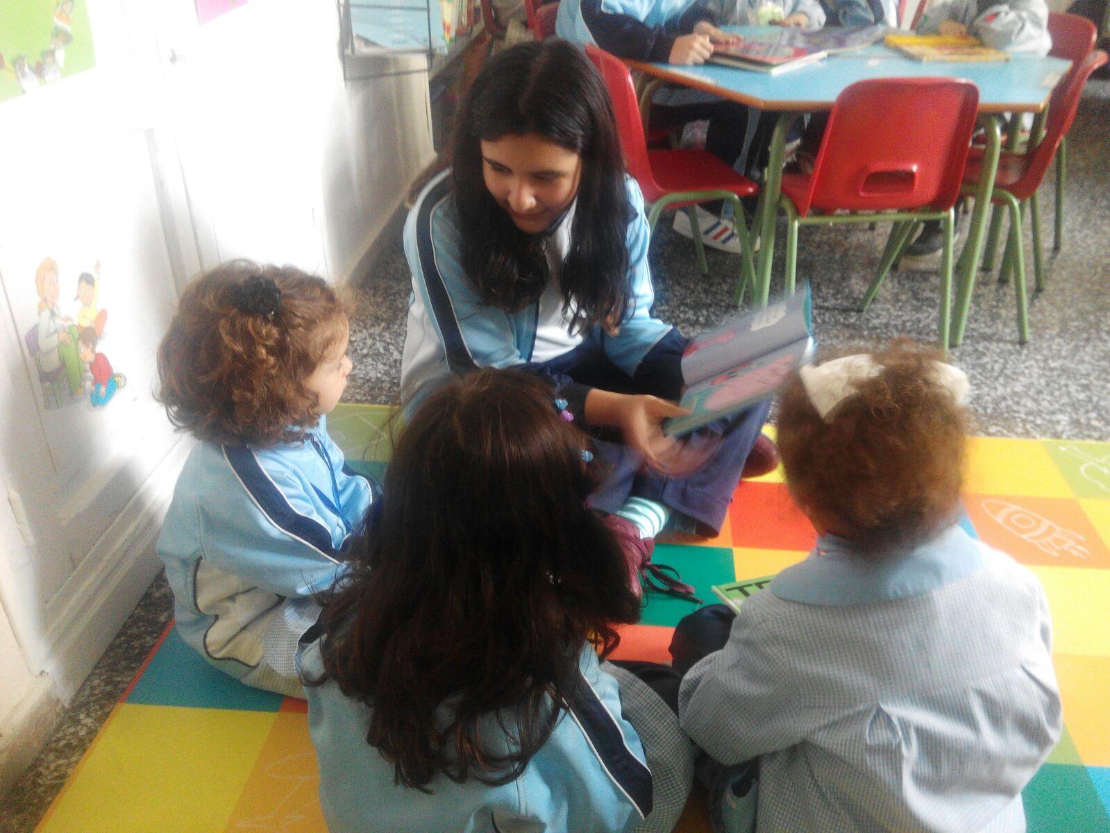 Día del libro curso 2017-18 12