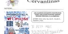 Crónicas Cervantinas - 22 de diciembre de 2016