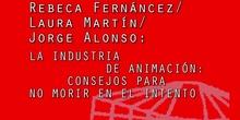 Comunicarte'21: Rebeca Fernández/ Laura Martín/ Jorge Alonso