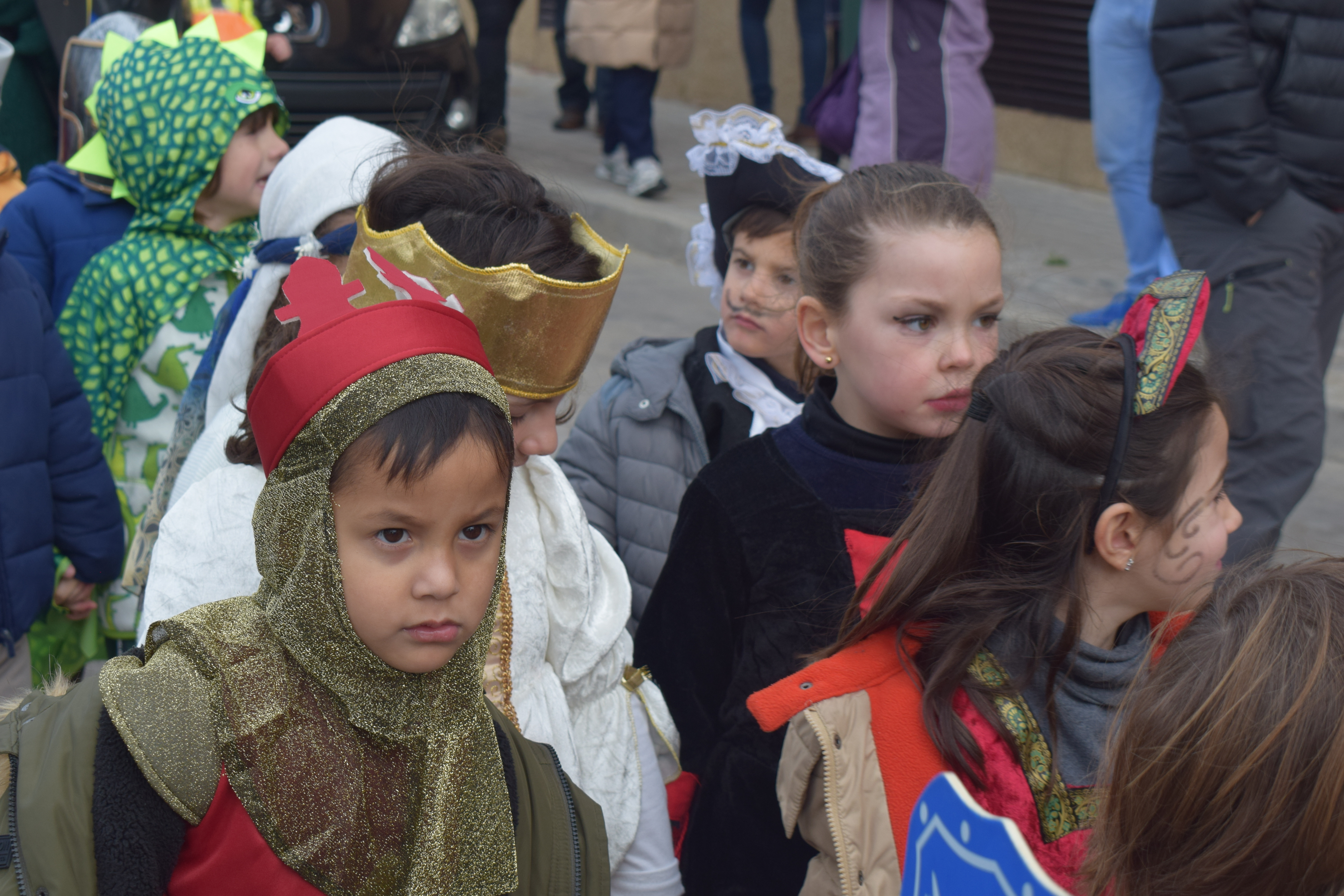 Pasacalles Carnaval 2018  6 42