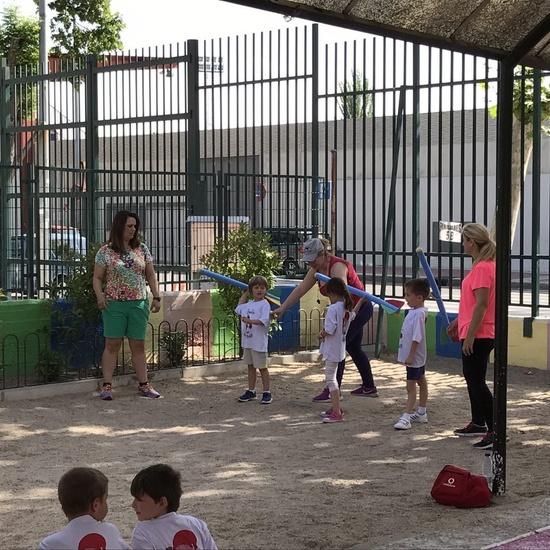Miniolimpiadas eb Infantil. 10