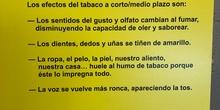 Lo que el tabaco esconde 11
