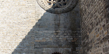Puerta de la Luna, Catedral de Baeza, Jaén, Andalucía