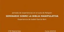 Seminario sobre La Biblia Manipulativa