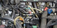 Motor diesel. Sistema common rail