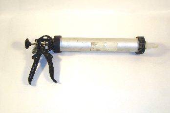 Pistola para aplicación de masillas en bolsa