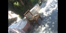 Oda a una silla, Juan José Amezquita