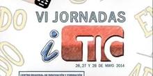 """Mesa de debate """"¿Móviles en el aula? Cómo y para qué"""" VI Jornadas iTIC 2014"""