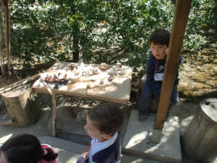 Infantil 4 años en Arqueopinto 2ª parte 4