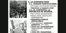 Sesión 7-5-2020. 4 El nazismo alemán (hasta la crisis de 1929)
