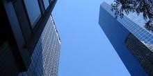 Rascacielos en New York